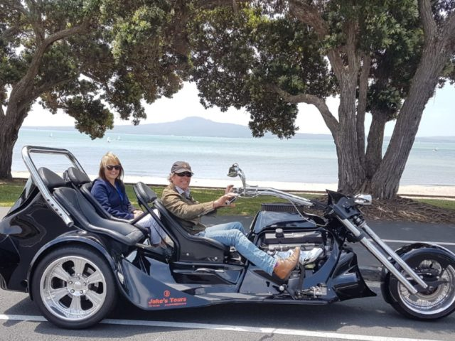 Jake's Trike Tours Auckland